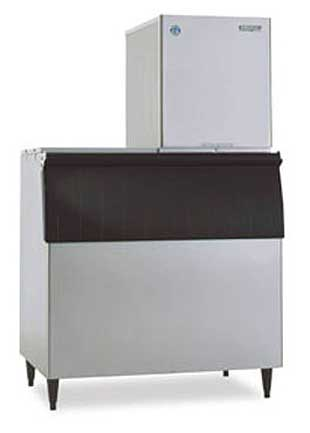 Hoshizaki F-1002MWJ Ice Machine, Water-Cooled Flake-Style