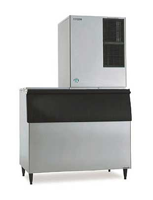 Hoshizaki Modular Cuber Ice Machine KMD-860 For Soda Dispensers, 30 Inches