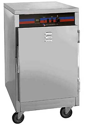 Hot Food Heated Cabinet insulated - B1UA
