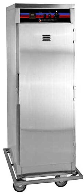 Hot Food Heated Cabinet fully insulated - C12UP