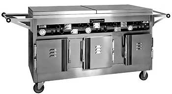 Seco Select Hot Food Boxes Secoselect-Mini-Cafeteria-Hot-Food-Serving-Cart Product Image 145
