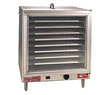 PIPER Series Display Hot Food Box - R19GD