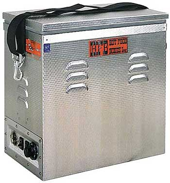 Valuable Hot Food Stadium Vending Hawker Boxes Product Photo
