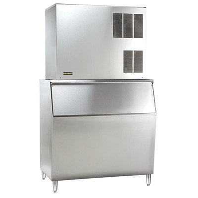 Kold-Draft Half Size Extra-Large Cube Ice Machine, 943 Lbs Ice Production- GB1064AHK