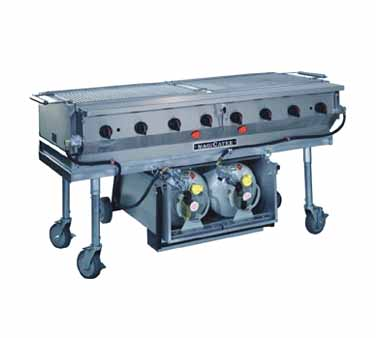 Magicater Gas Grill Product Photo