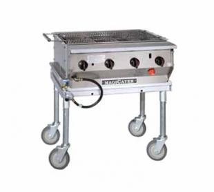 """Magikitch'n Magicater trans. Gas Grill 30"""" - LPG-30-SS"""