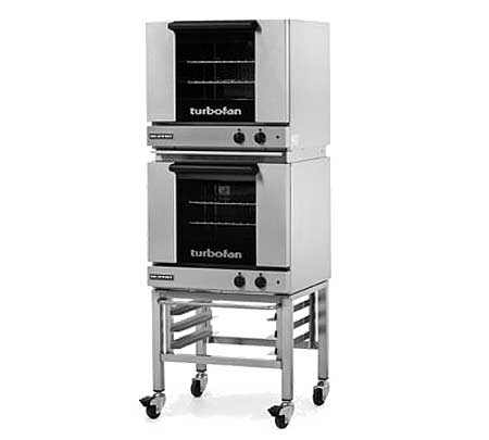 Moffat Restaurant Equipment Moffat-Turbofan-Oven-Electric-Double-Stacked Product Image 592