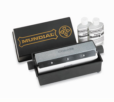 "Mundial Multi Hone Rotating Sharpener 8"" - ZH080"