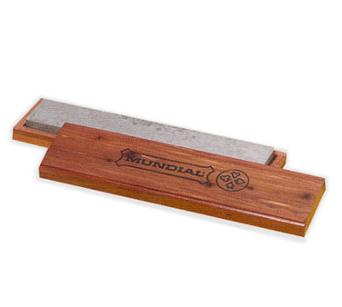 "Mundial Natural Arkansas Sharpening Stone 10"" - ZH-3"