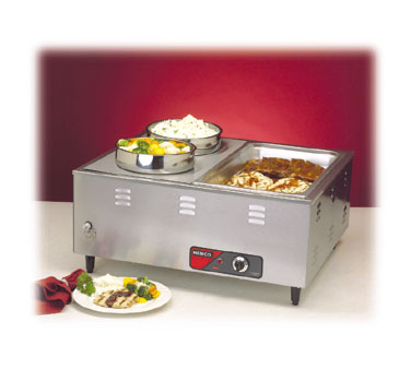 "Nemco Mini Steamtable 14"" x 27"" x 24""  - #6060A"