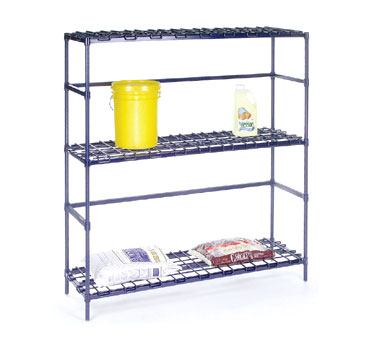 Nexel Heavy Container Shelving / Keg Storage Racks