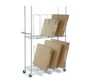 Nexel Shelving Carton Stand wire - CS78