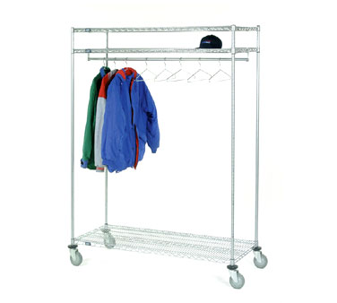 Nexel Shelving Garment Storage wire - G3S48C
