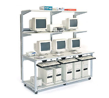 Nexel Shelving Lan Station heavy duty - LS30