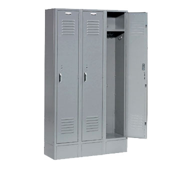 Nexel Shelving Paramount Locker single tier - PS1536A
