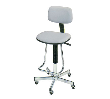 Nexel Shelving Pneumatic Production Stool without arms - PS17GY