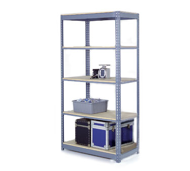 Nexel Shelving Rivet Lock Boltless Shelving extra heavy duty - RLX448W