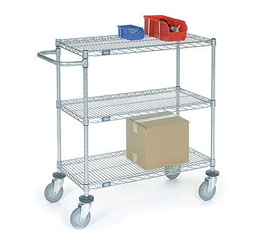 Nexel Shelving Shelf Cart adjustable - SC24603