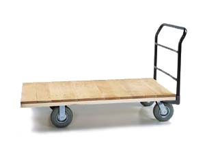 "Nexel Shelving Steel Deck Truck 24"" - SD2436P5"