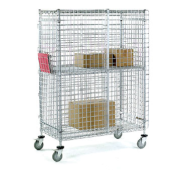 Nexel Shelving Security Truck standard - STS1848C