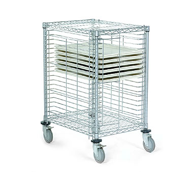 Nexel Shelving Tray Truck single compartment - TT19CEL