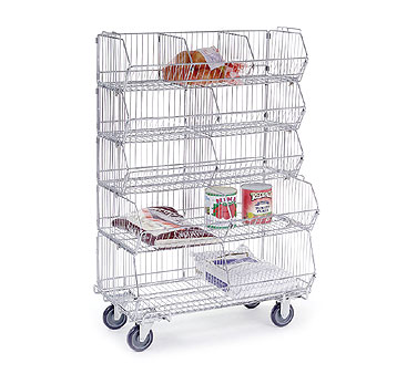 "Nexel Shelving Dolly Base 36"" - WBD320"