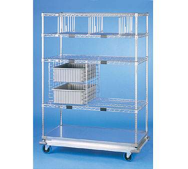 Nexel Shelving Exchange & Linen Transport Truck heavy duty - XH41246Z
