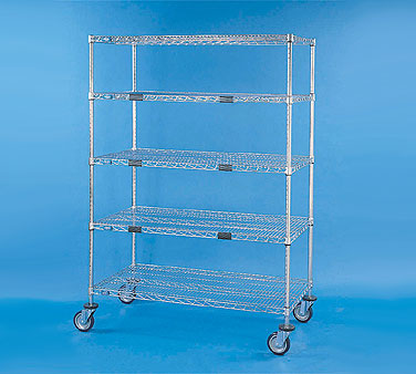 Nexel Shelving Exchange & Linen Transport Truck standard duty - XS41246Z