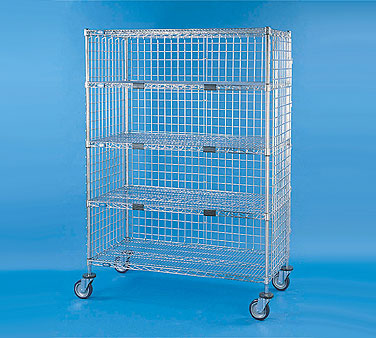 Nexel Shelving Exchange & Linen Transport Truck standard duty - XS548EP