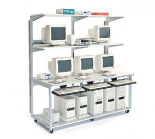 Nexel Shelving Lan Station heavy duty - LS96
