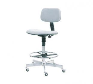 Nexel Shelving Swivel Chair 100% nylon fabric - SC22GY