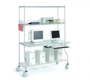 Nexel Shelving Lan Station wire - WLS72