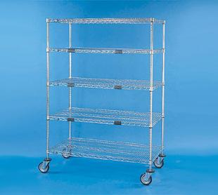 Nexel Shelving Exchange & Linen Transport Truck standard duty - XS560EPZ