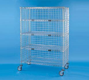 Nexel Shelving Exchange & Linen Transport Truck standard duty - XS560EP