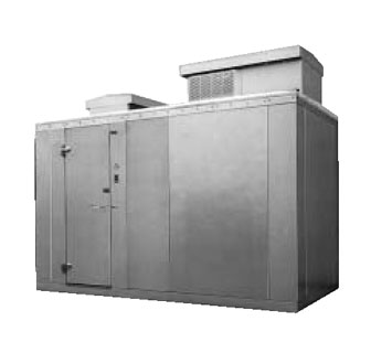 Nor-Lake Kold Locker 6' w/floor - KODF68-C