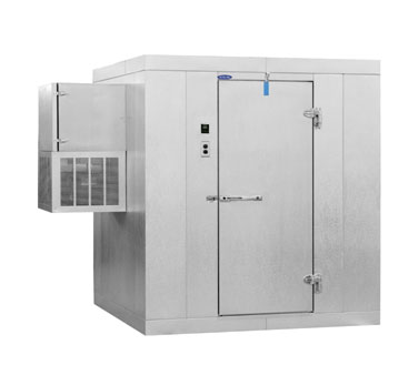 "Nor-Lake Kold Locker 6'x 12'x 7'-4""H floorless - KLB74612-W"