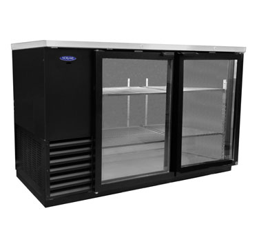 Nor-Lake AdvantEDGE Refrigerated BackBar Storage Cabinet 30.8 cu. ft. - NLBB79-G