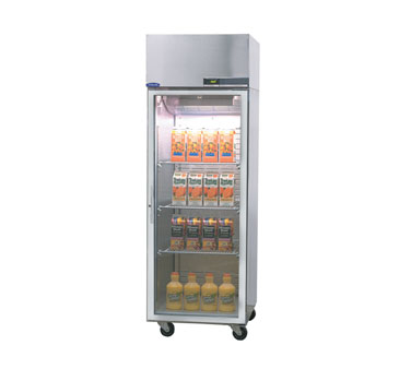 Nor-Lake Nova V  Refrigerator One-Section - NR241SSG/0
