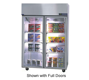 Nor-Lake Nova V  Refrigerator Two-Section - NR524SSG/0