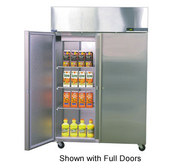 Nor-Lake Nova V  Refrigerator Two-Section - NR524SSS/0