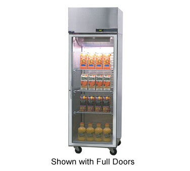 Nor-Lake Nova V  Refrigerator One-Section - PR243SSG/0