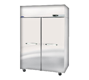 Nor-Lake Nova V  Refrigerator Two-Section - PR526SSG/0