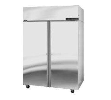 Nor-Lake Nova V Pass-Thru Heated Cabinet - PW554SSS/8