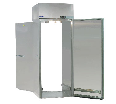 Nor-Lake Nova V Roll-Thru Refrigerator - PWR332SSS/0