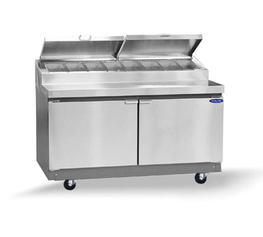 Nor-Lake Refrigerated Preparation Table - RR192SMS/0