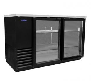 Nor-Lake AdvantEDGE Refrigerated BackBar Storage Cabinet 23.7 cu. ft. - NLBB59-G