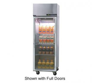 Nor-Lake Nova V  Refrigerator One-Section - PR243SSS/0
