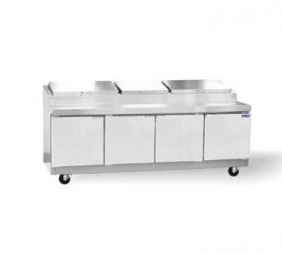 Nor-Lake Refrigerated Preparation Table - RR324SMS/0