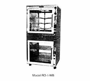 Piper/Servolift Super Systems Barbeque Machine - RO-1-WB
