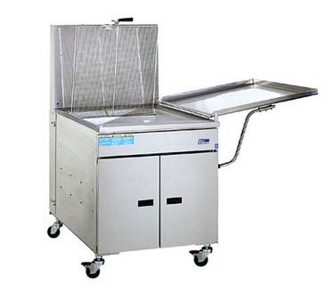 Pitco Gas Donut Fryer, 150 Pounds Capacity - 24P